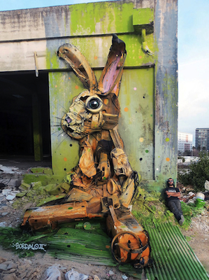 Lisbon's Junk Gets a Second Life
