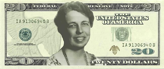Eleanor D. Roosevelt