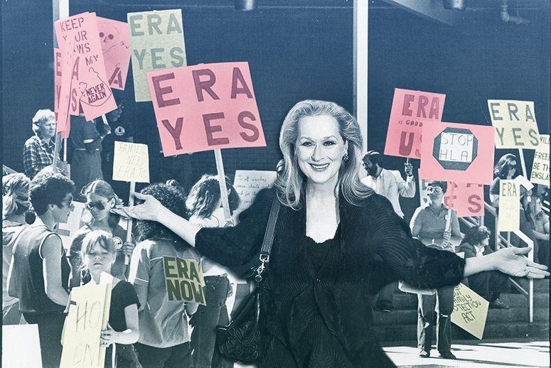 Meryl Streep - Gender Equality in Constitution