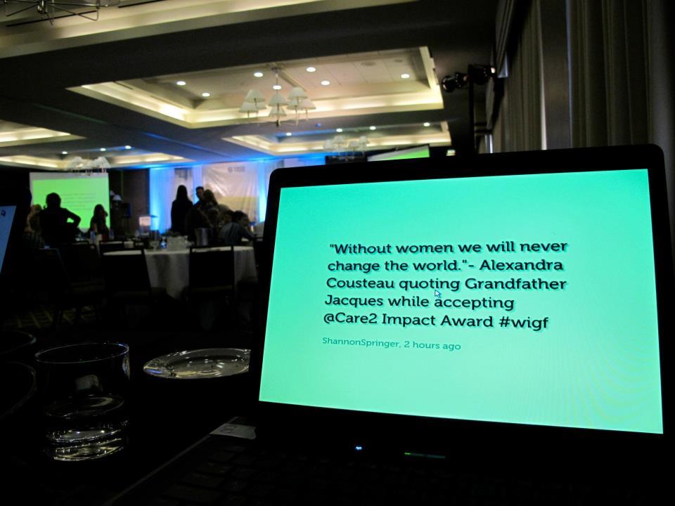Women In Green Forum 2015