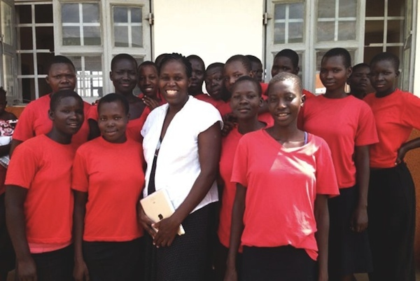 Alice Achan Girls School Uganda