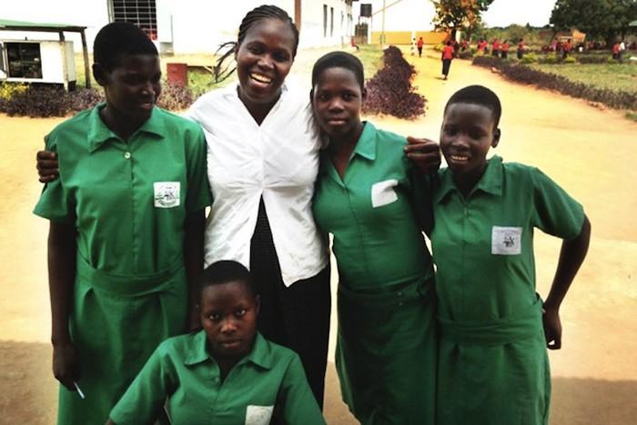 Alica Achan, Pader Girls Academy