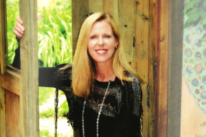 Carolyn Parrs featured in THE Magazine