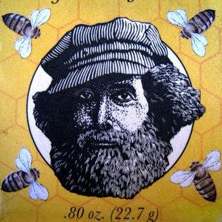 Burt's Bees Label