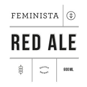 Cerveja Feminista Red Ale