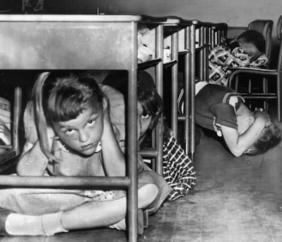 Duck and Cover Drill