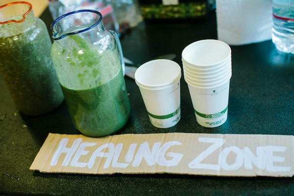 The Healing Zone, Life Is Living