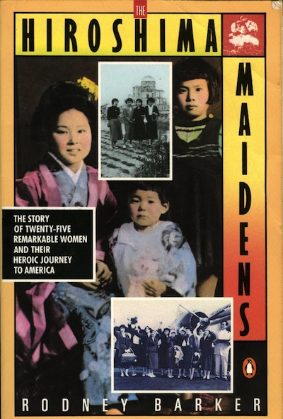Hiroshima Maidens, book cover