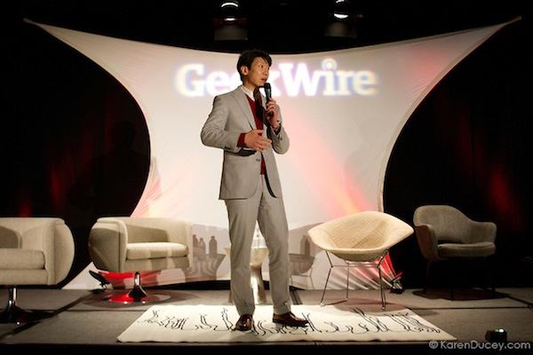 Geekwire chairman Jonathan Sposato