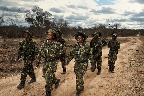 Black Mambas Anti-Poaching Force