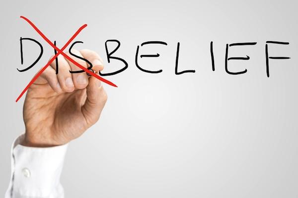 belief-disbelief