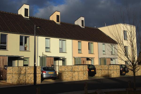 Hempcrete Housing in the UK