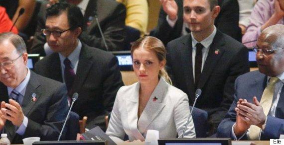 Emma Watson @ UN