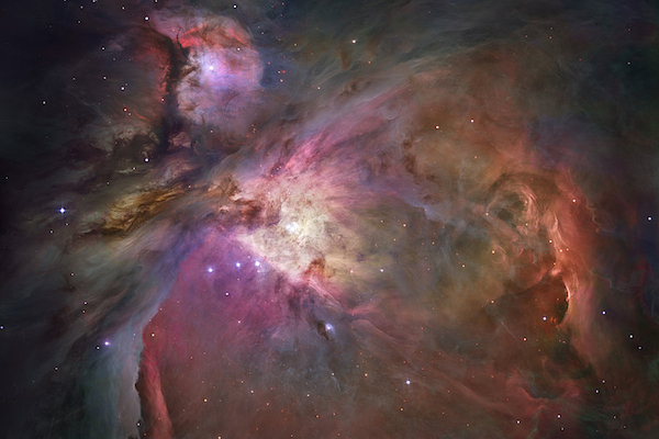 The Most Astounding Fact - Orion Nebula