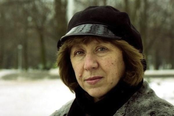 Svetlana Alexievich, Nobel prize 2015