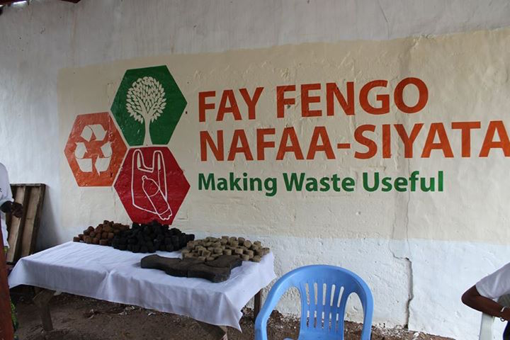 Making Waste Useful - Gambia Initiative