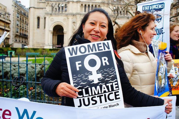 Women For Climate Justice