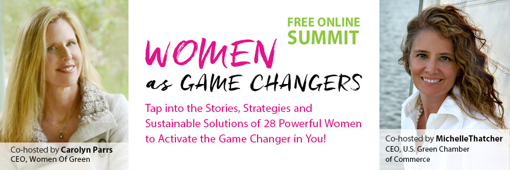 Join us for our Free Online Global Summit and Activate the Game Changers in You!