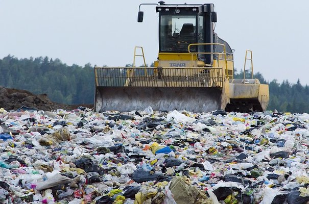 Startling Map Shows True Extent Of Americas Landfill Problem - Womens march map of the us