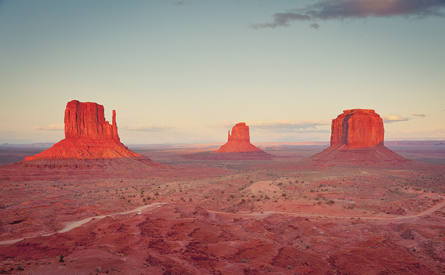 Monument_valley_Al King_navajo_nation_solar_project_women_of_green