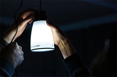 navajo-solar_LED_light_installation_women_of_green