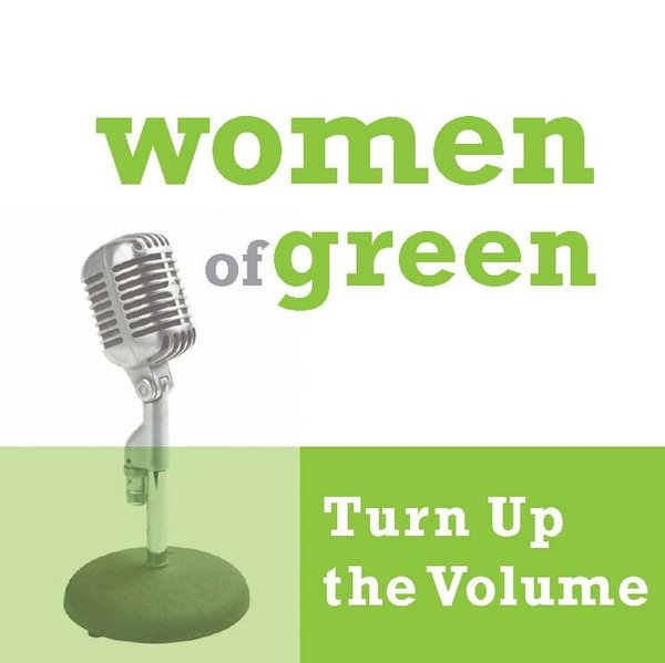 women_of_green_turn_up_the_volune_graphic