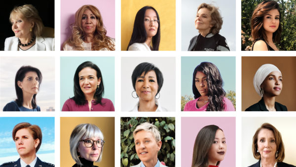 """""""Firsts"""": TIME's New Video Series on 45 Groundbreaking Women"""