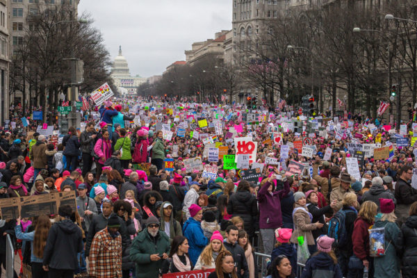 "Women's March Organizers ""Reclaiming Their Time"""