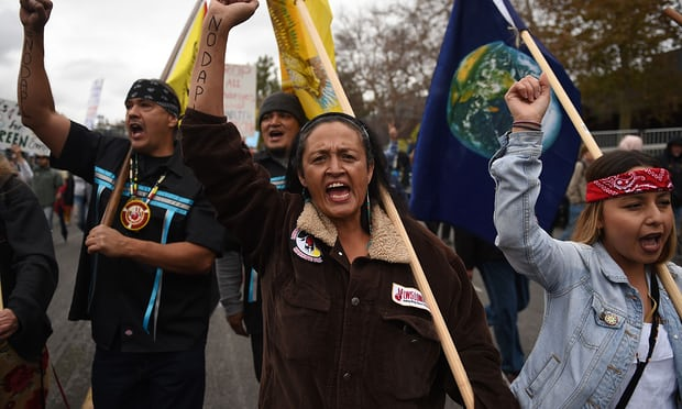 Indigenous People Lead the Way in the Fight for Climate Justice