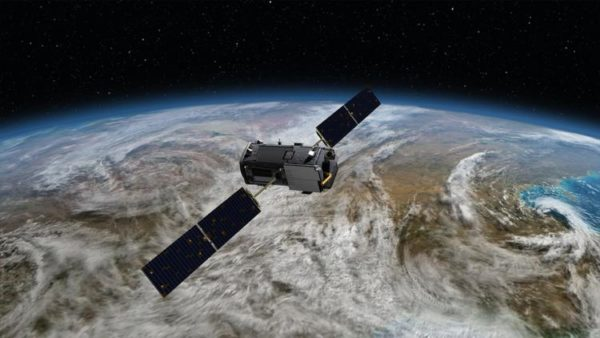 How NASA Tracks Carbon Emissions from Space