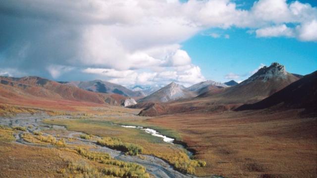 Arctic National Wildlife Refuge Oil Drilling