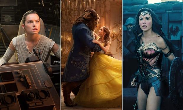 2017 Women Movies